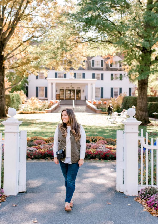 Travel Guide: Fall in Woodstock, Vermont