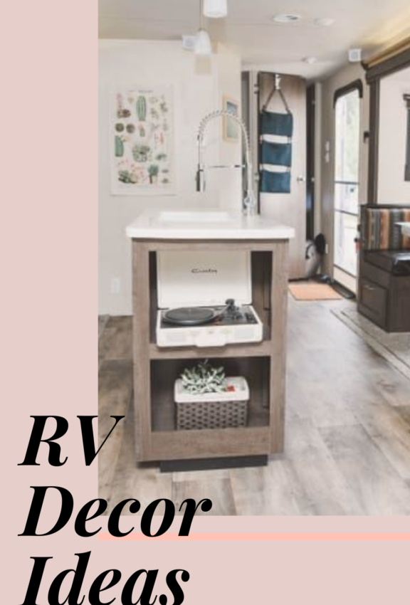 Our Travel Trailer featured in Apartment Therapy