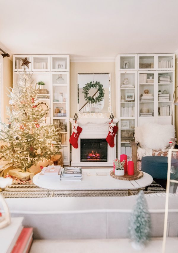 2018 Christmas in Connecticut, The Briar's Home