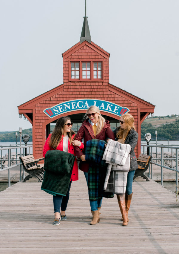 A Fall Girls Road Trip to the Finger Lakes & Watkins Glen Harbor Hotel