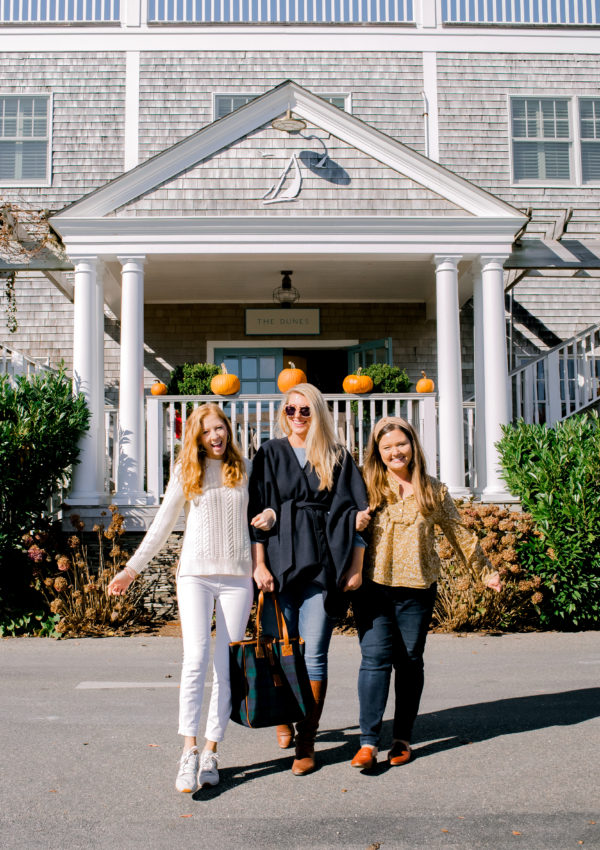 The Perfect Fall Getaway on Martha's Vineyard