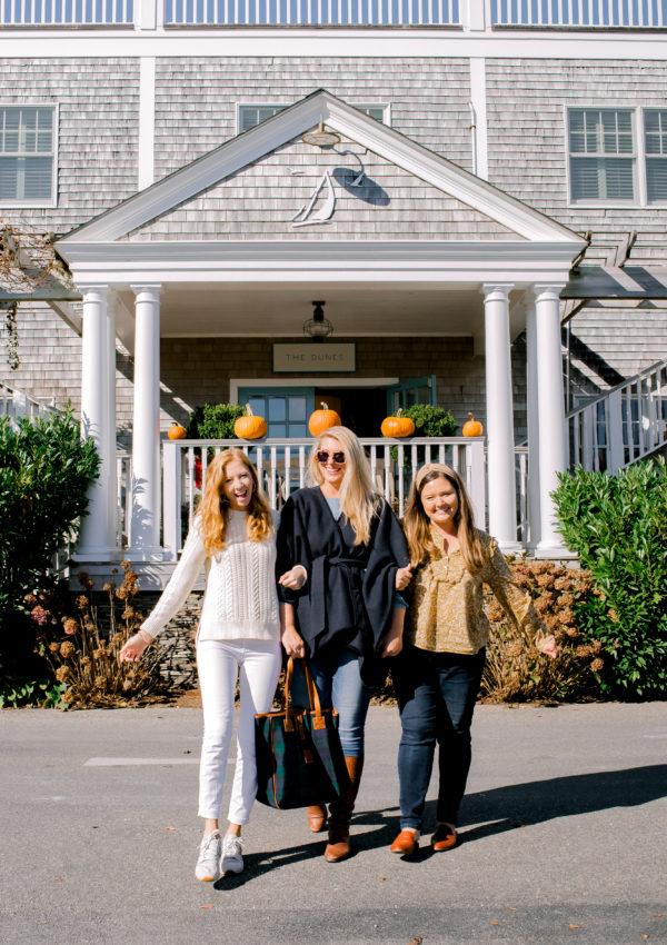 The Perfect Fall Getaway on Martha's Vineyard at The Winnetu Oceanside Resort
