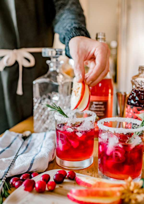 A Festive Thanksgiving Cocktail with Wren Home