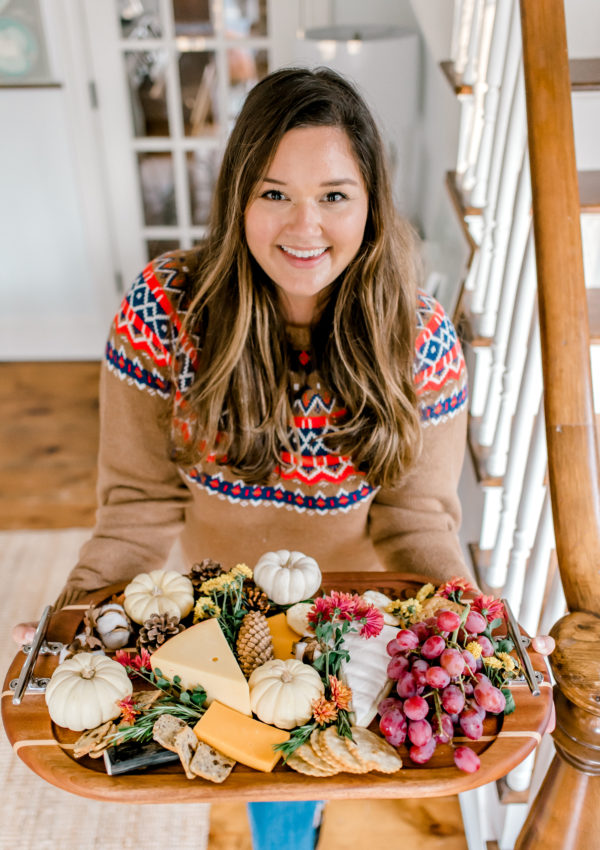 Holiday Charcuterie Inspiration with Wren Home