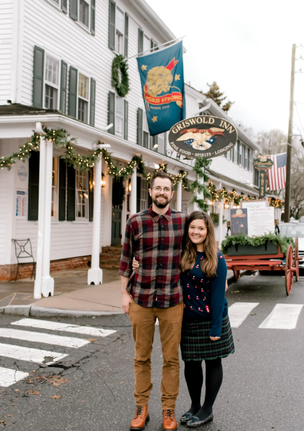 A Holiday Getaway to The Griswold Inn in Essex, Connecticut
