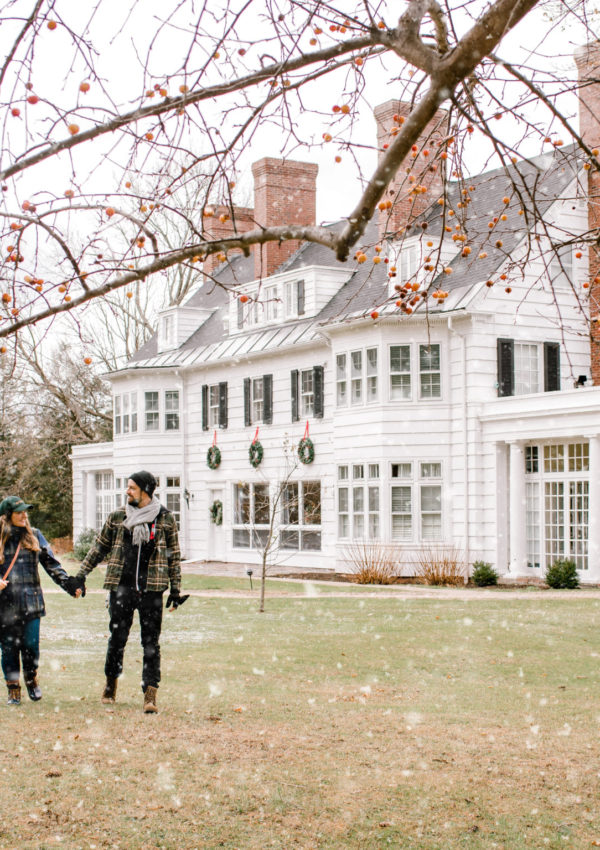 A Romantic Weekend at the Historic Four Chimneys Inn in Bennington, Vermont