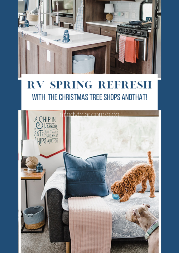 An RV Spring Refresh with The Christmas Tree Shops AndThat!