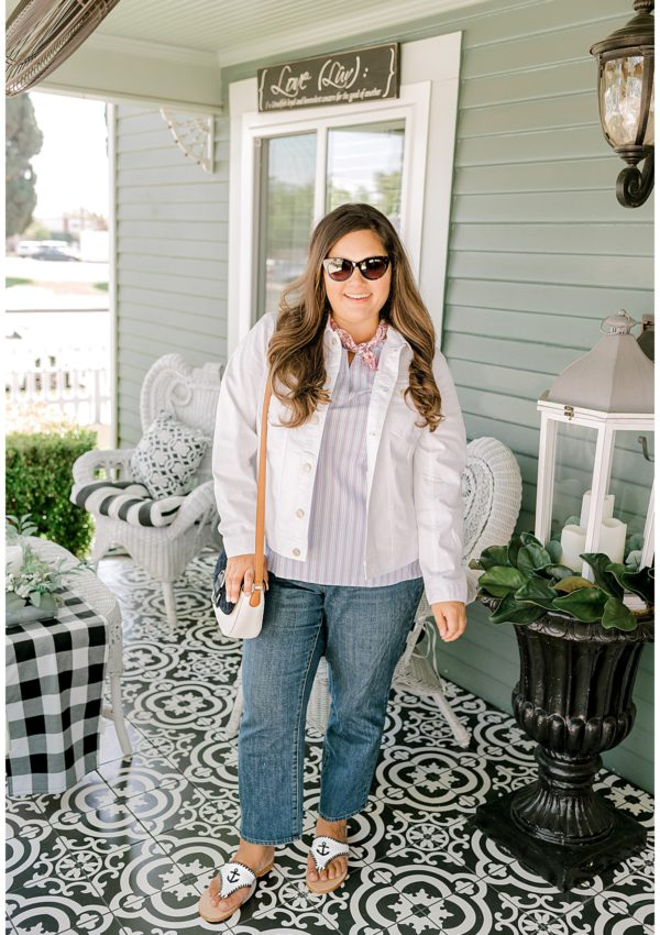 Spring is in the air with Talbots