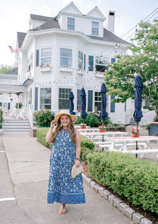 A Summer Travel Guide to Kennebunkport, Maine + The Kennebunkport Inn