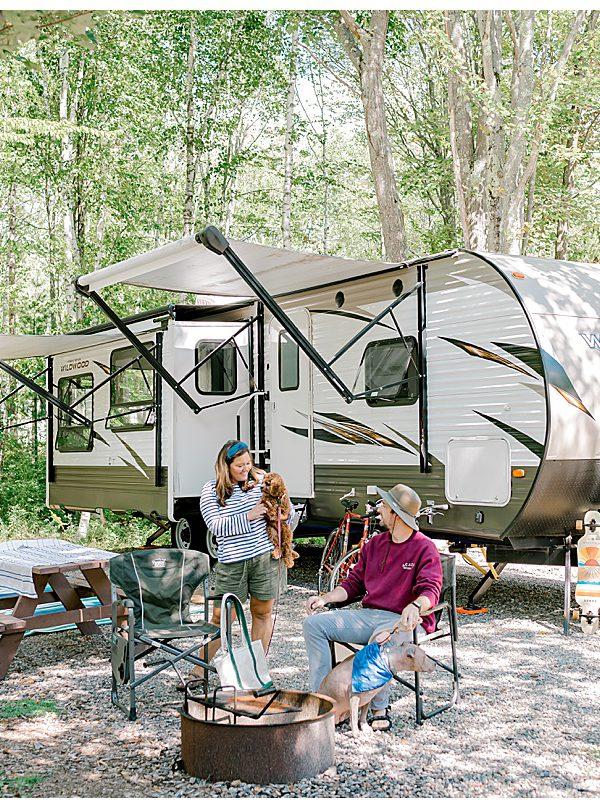 Sandy Pines Campground – Kennebunkport, Maine
